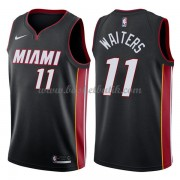 Miami Heat Basket Tröja 2018 Dion Waiters 11# Icon Edition..